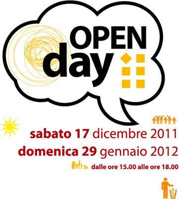 Avviso Open day 2011-12