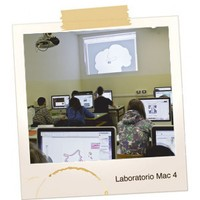 laboratorio mac 4 polaroid