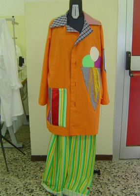 Costume clown 01 - small